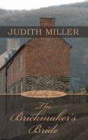 Cover image for The brickmaker's bride