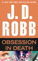 Cover image for Obsession in death