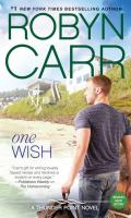 Cover image for One wish