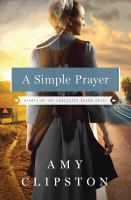 Cover image for A simple prayer