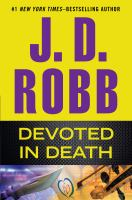 Cover image for Devoted in death