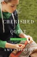 Cover image for The cherished quilt