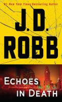 Cover image for Echoes in death