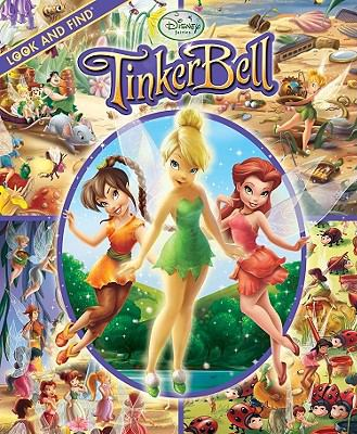 Cover image for Tinker Bell