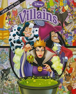 Cover image for Villains