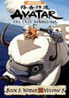 Cover image for Avatar, the last airbender Book 1, Water