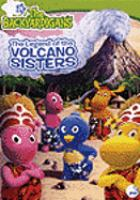 Cover image for The legend of the Volcano Sisters