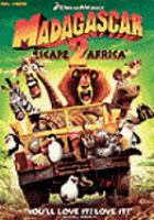 Cover image for Madagascar Escape 2 Africa