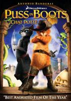 Cover image for Puss in boots