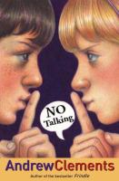 Cover image for No talking