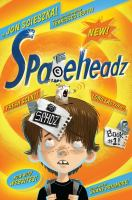 Cover image for Spaceheadz