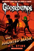 Cover image for Goosebumps. The haunted mask