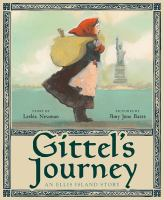 Cover image for Gittel's journey : an Ellis Island story