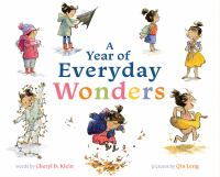 Cover image for A year of everyday wonders