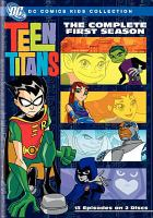 Cover image for Teen Titans. The complete first season