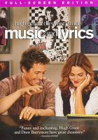 Cover image for Music and lyrics