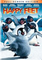 Cover image for Happy feet