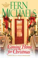 Cover image for Coming home for Christmas