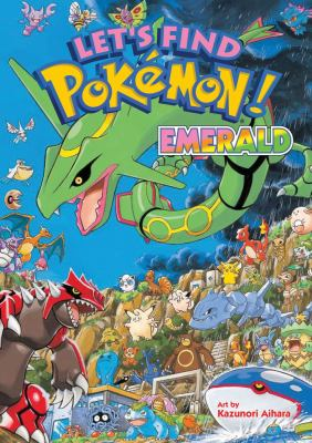Cover image for Let's find Pokémon! : Emerald