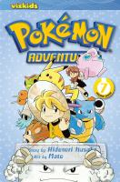Cover image for Pokémon adventures