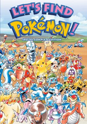 Cover image for Let's Find Pokemon!