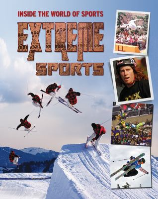 Cover image for Extreme sports