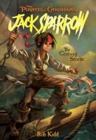 Cover image for Disney Pirates of the Caribbean : Jack Sparrow, the coming storm