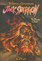 Cover image for The pirate chase