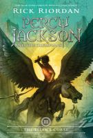 Cover image for Percy Jackson and the Olympians. The Titan's curse