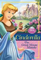 Cover image for Cinderella : the great mouse mistake