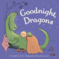 Cover image for Goodnight, dragons