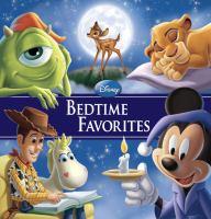 Cover image for Disney bedtime favorites.