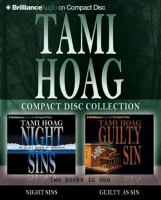 Cover image for Tami Hoag compact disc collection