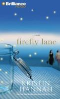 Cover image for Firefly lane