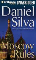 Cover image for Moscow rules