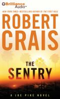 Cover image for The sentry