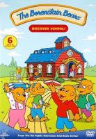 Cover image for The Berenstain Bears discover school!