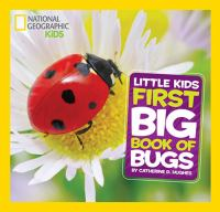 Cover image for Little kids first big book of bugs