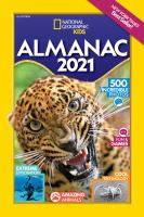 Cover image for National Geographic kids almanac 2021.
