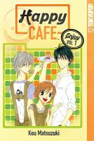 Cover image for Happy cafe