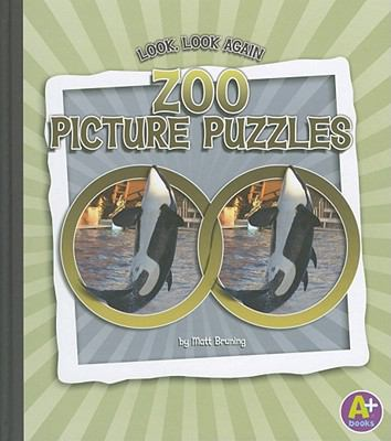 Cover image for Zoo picture puzzles