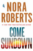 Cover image for Come sundown