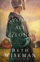 Cover image for Home all along