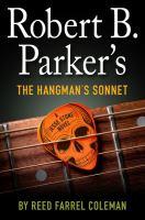Cover image for Robert B. Parker's The Hangman's sonnet