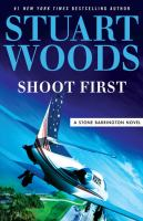 Cover image for Shoot first : (think later)