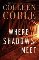 Cover image for Where shadows meet