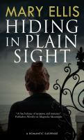 Cover image for Hiding in plain sight