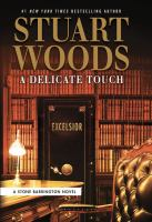 Cover image for A delicate touch