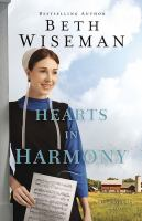 Cover image for Hearts in harmony : an Amish journey novel