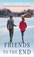 Cover image for Friends to the end